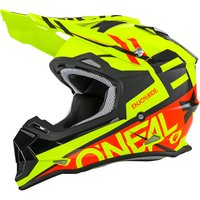 O'Neal 2 Series RL Spyde yellow/red