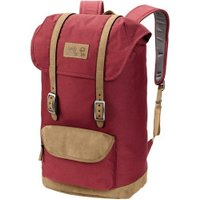 Jack Wolfskin Earlham dark red