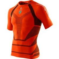 X-Bionic For Automobili Lamborghini Running Shirt (O100318)