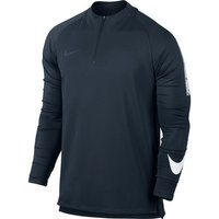 Nike Dry Squad Drill Training Top armory navy/white