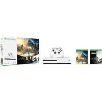 Microsoft Xbox One S 1TB + Assassin's Creed: Origins + Tom Clancy's Rainbow Six: Siege