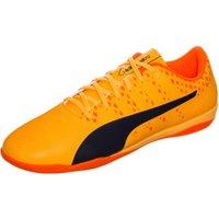 Puma evoPOWER Vigor 4 IT Indoor ultra yellow/peacoat/orange clownfish