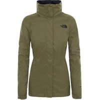 The North Face Women's Evolve II Triclimate Jacket burnt olive green