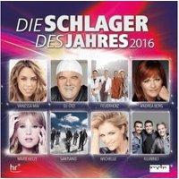 Die Schlager des Jahres 2016 (CD)