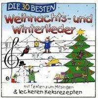 Simone Sommerland - Die 30 besten Weihnachts- und Winterlieder mit Texten zum Mitsingen