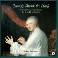 Sellmann,Volker - Barocke Musik Für Harfe