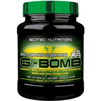 Idealo ES|Scitec Nutrition G-Bomb 2.0 500g Orange Juice