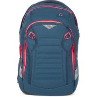 ergobag Satch Match School Backpack Pink Phantom