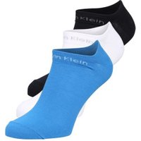 Calvin Klein 3 Pack Coolmax Socks blue/white/black