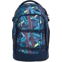 ergobag Satch School Backpack Splashy Lazer