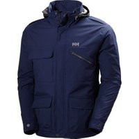 Helly Hansen Universal Moto Insulated Rainj Jacket evening blue