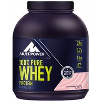 Multipower 100% Pure Whey 2000g Strawberry