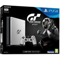 Sony PlayStation 4 (PS4) Slim 1TB - Gran Turismo: Sport Limited Edition