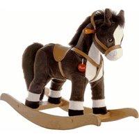 Trudi Brown Rocking Horse (29708)