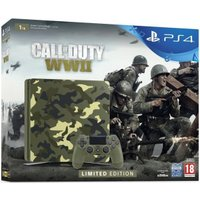 Sony PlayStation 4 (PS4) Slim 1TB - Call of Duty: WWII Limited Edition