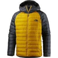 The North Face Trevail Hoodie arrowwood yellow/asphalt grey
