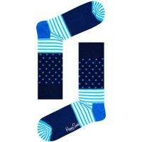 Happy Socks Stripe Dots blue (SD01-066)