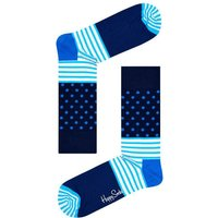 Happy Socks Stripe Dots blue (SD01-066)