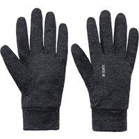 Barts M Merino Gloves dark heather