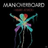 Man Overboard - Heart Attack - (LP + Bonus-CD)