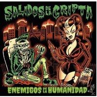 Salidos De La Cripta - Enemigos De La Humanidad - (Vinyl)