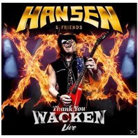 Kai Hansen - Thank You Wacken - (Vinyl)