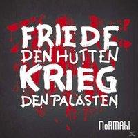 Normahl - Friede Den Hütten, Krieg Den Palästen (Vinyl) - (Vinyl)
