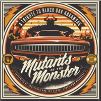 The Joecephus, The George Jonestown Massacre - Mutants Of The Monster: A Tribute To Black Oak Ark - (Vinyl)