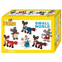 Hama Fox and Mouse Craft Kit