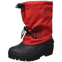 Sorel Super Trooper bright red/red element