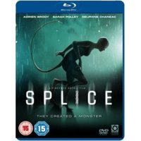 Splice (Double Play Blu-ray + DVD)