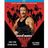Delta Force 2 [Blu-ray] [1990]