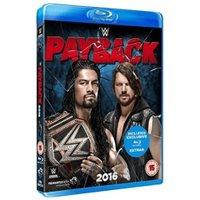 WWE: Payback 2016 [Blu-ray]