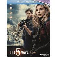 The 5th Wave - Steelbook [Blu-ray] [2016]