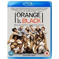 Orange Is The New Black - Season 2 [Blu-ray] [2015]