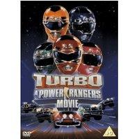 Turbo: A Power Rangers Movie [1997] [DVD]