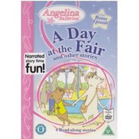 Angelina Ballerina - Angelina - A Day at the Fair and Other Stories [Interactive DVD]