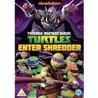 Teenage Mutant Ninja Turtles: Season One, Vol. 2 - Enter Shredder [2012] [DVD]
