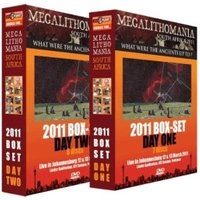 Megalithomania South Africa Conference Box-set - 15 DVD's