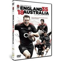 England 35 Australia 18 , the 2010 Cook Cup [DVD]
