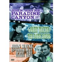 3 John Wayne Classics - Vol. 2 - Paradise Canyon / The Dawn Rider / The Desert Trail [DVD]