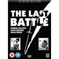 The Last Battle ( Le Dernier Combat ) [DVD]