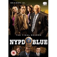 NYPD Blue Complete Season 12 [DVD]