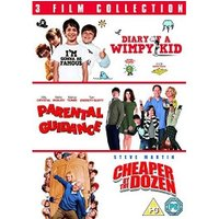 Parental Guidance/ Cheaper By The Dozen/ Diary Of A Wimpy Kid [DVD]