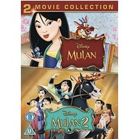 Mulan/Mulan 2 Double Pack [DVD] [1998]