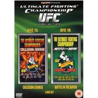 Ultimate Fighting Championship - Ultimate Fighting Championship 15 / Ultimate Fighting Championship 16 [DVD]