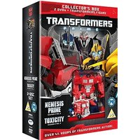 Transformers - Prime: Season Two -Collectors Edition-2 DVDs and Toy
