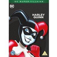 Dc Super-Villains: Harley Quinn [DVD] [2016]