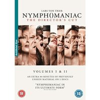 Nymphomaniac Volumes I & II Directors Cut [DVD]