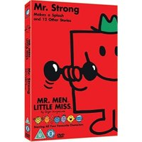 Mr Men And Little Miss: Mr. Strong Makes A Splash And 12 Other Stories [DVD]